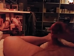 New cumvid using dvd + magazine
