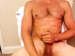Big Cock Launches at a Super Fill! # 5