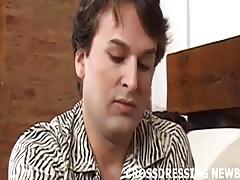 Bend me over and fuck my crossdresser ass