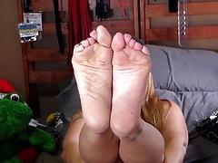 Lick My Dirty Feet