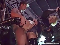 Anal Sex Orgy Club