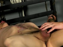 Gay orgy Reece has a jizz stream in his penis prepared to be