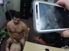 Real hunk gets analilzed
