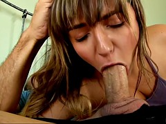 charlotte cross keeps fucking mom's bf even after getting caught and spanked