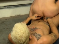 Africa gay porn boy first time A Cock Spy Gets Fucked!