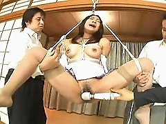 Japanese Office Lady Tied Up