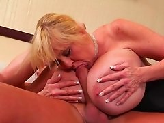 Kayla: Huge Fake Tit Whore