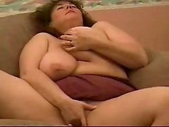 BBW Princess-Short Clip of her Riding- No Sound