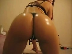 LaGatita Ass Cam !!!