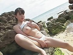 Japanese girls masturbation443