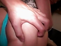 Amateur Molly first time anal tryout