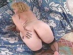 Clara's ass