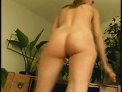 Blonde Anal and Toys